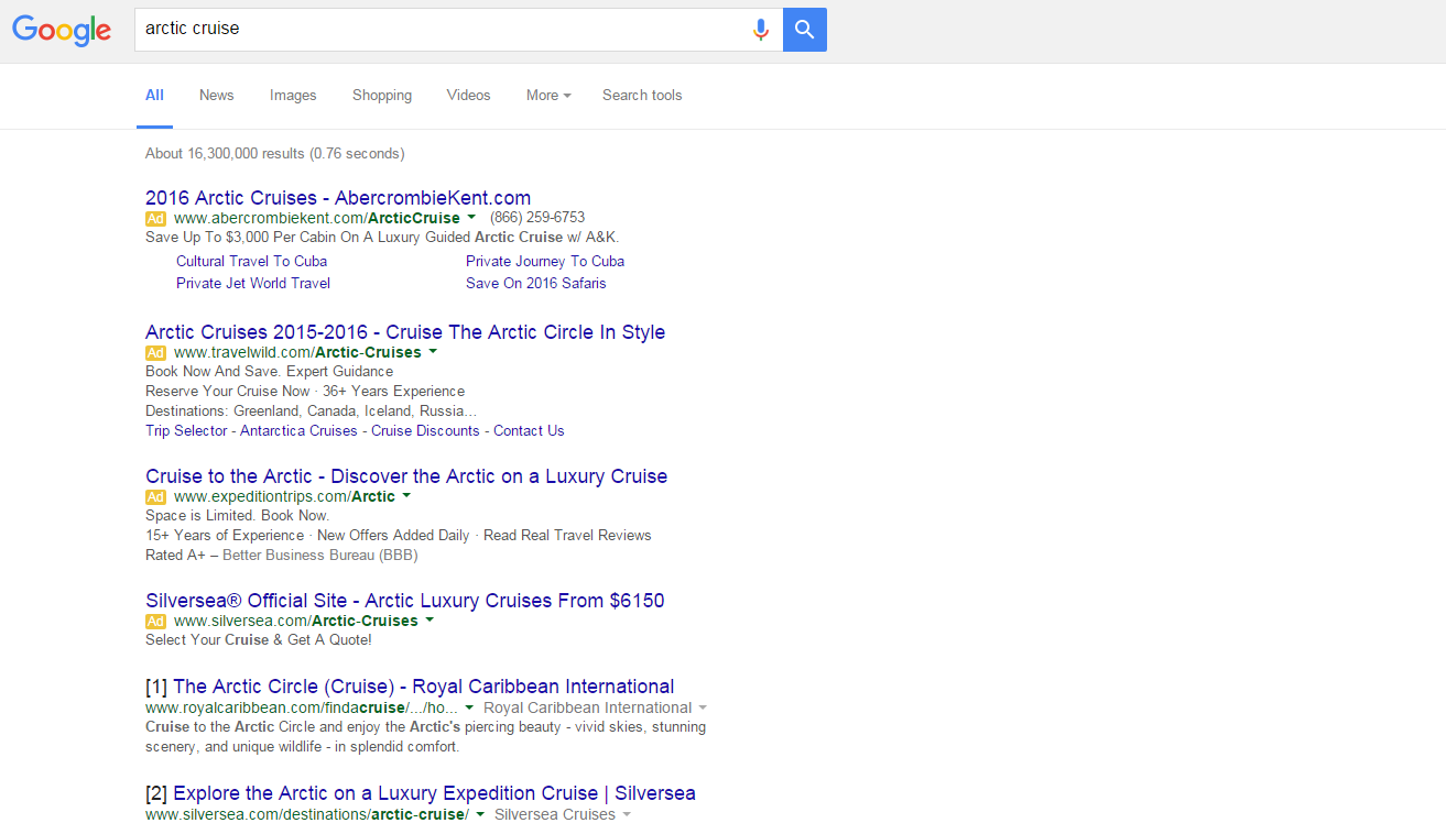 Everything You Need to Know about the New Google SERP Layout
